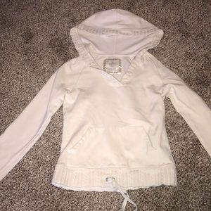 Cropped sweater/sweatshirt